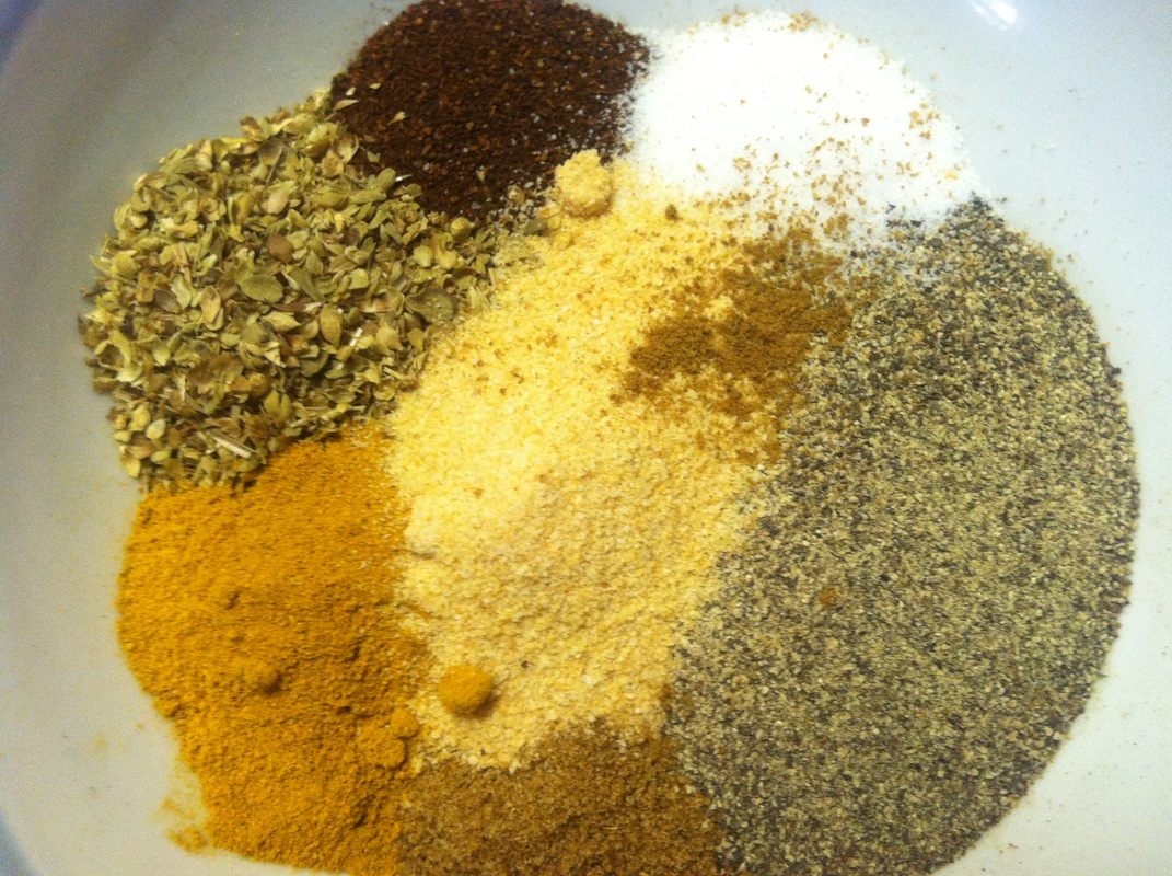 puerto rican spices